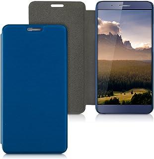 2198e315237 kwmobile Funda para Huawei ShotX - Carcasa con [Tapa Tipo Libro] para móvil  -