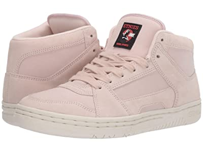etnies MC Rap High (Pink) Women