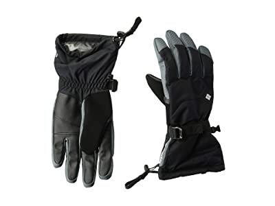Columbia Whirlibirdtm Gloves (Black) Snowboard Gloves