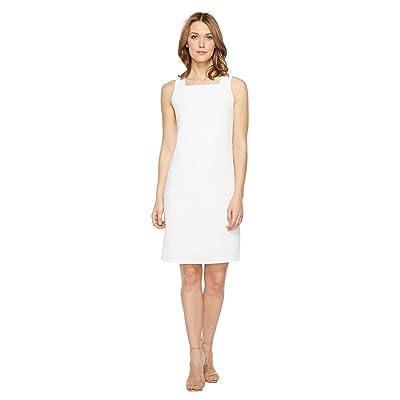NIC+ZOE West Coast Dress (Paper White) Women