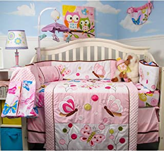 Best baby girl bedding uk Reviews