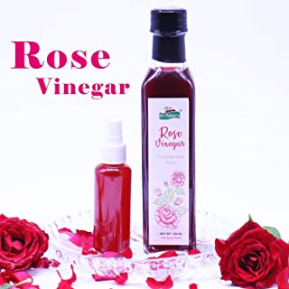 Rose Vinegar Infused With ACV -250 ML(8.45 OZ)