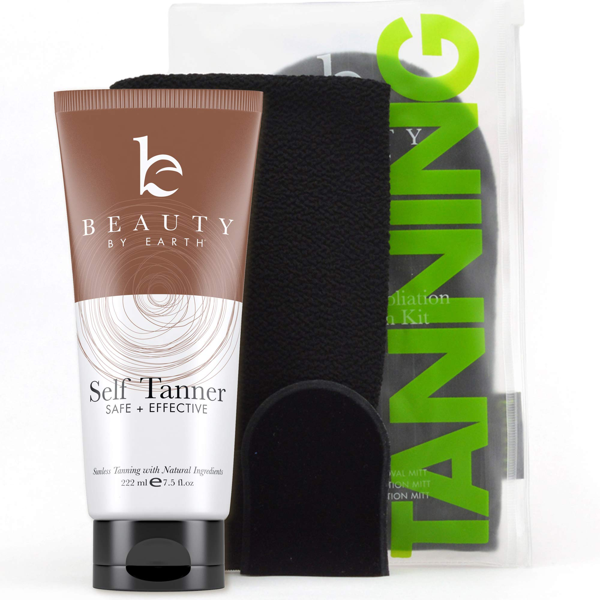 Self Tanner Tanning Application Kit