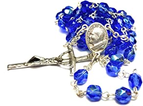 rosary made in italy
