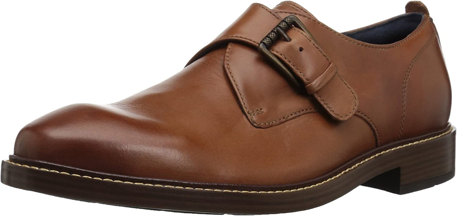 Cole Haan herrar Kennedy Single Monk li li li Strap Loafer  stora besparingar