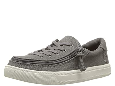 BILLY Footwear Kids Classic Lace Low (Toddler/Little Kid/Big Kid) SINGLE SHOE (Dark Grey) Kid