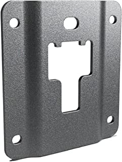 Ronin Factory Ford F150 F250 F350 & Raptor Truck Bed Cargo Tie Down Brackets (2015-Present) 4 Plates w/Extra Anti-Theft Screws