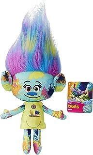 Trolls   DreamWorks Harper Plush Toys,Original,Official Licensed,(Harper:30cm/11.9