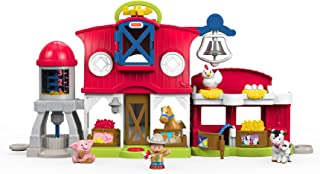 Mattel Fisher-Price fkd14 – Little People Granja