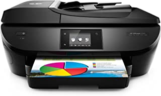 HP OfficeJet 5740 All-in-One Wireless Printer with Mobile Printing, HP Instant Ink or Amazon Dash replenishment ready (B9S...