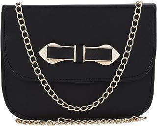 Fristo Women Slingbag(FRSB-047) Black