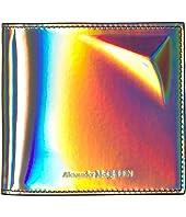 Alexander McQueen - Iridescent Bifold Wallet