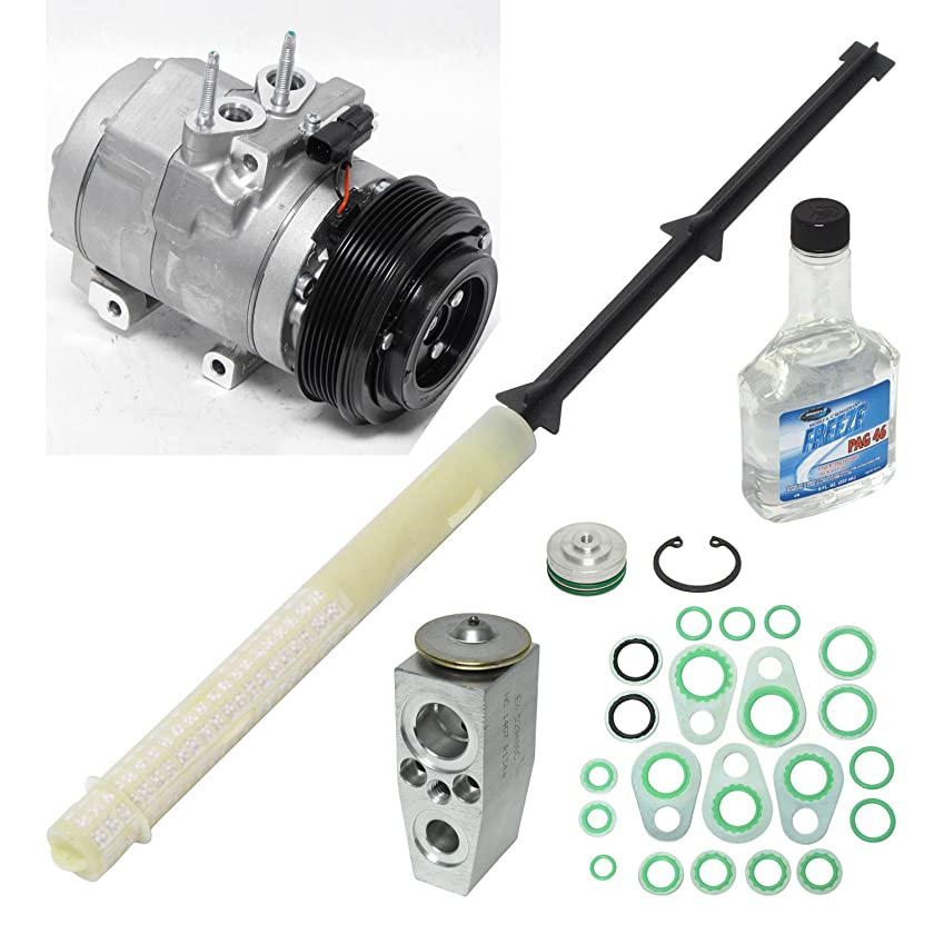 Universal Air Conditioner KT 1451 A/C Compressor and Component Kit