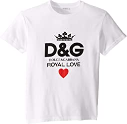 Royal Love T-Shirt (Big Kids)