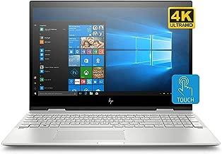 HP Envy x360-15t Home and Business Laptop (Intel i7-10510U 4-Core, 64GB RAM, 1TB m.2 SATA SSD, 15.6