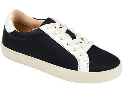 Journee Collection Comfort Foamtm Edell Sneaker (Black) Women