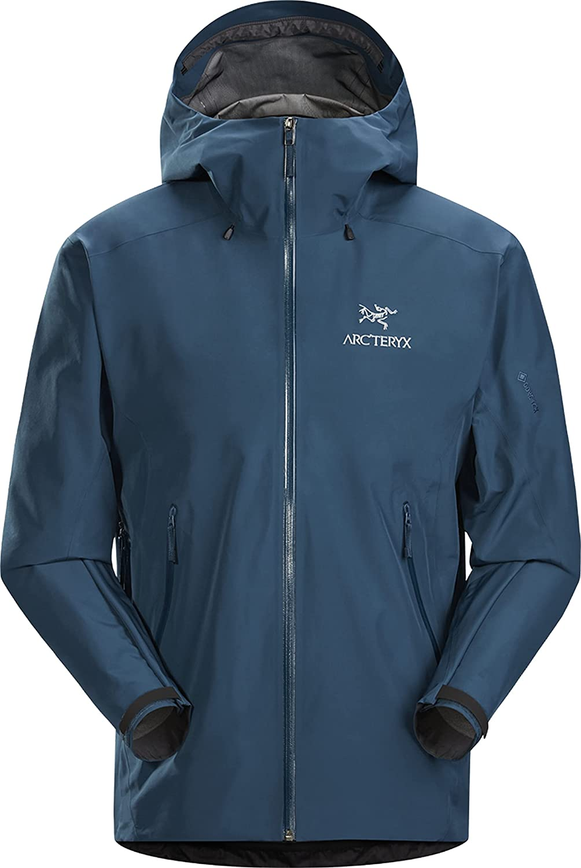 Arc'teryx Beta LT Jacket Men's | Lightweight, Versatile Gore-Tex Shell
