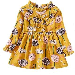 Weixinbuy Toddler Baby Girls Cute Cat Pattern Sleeveless Tutu Skirts Party Dress Summer Clothes