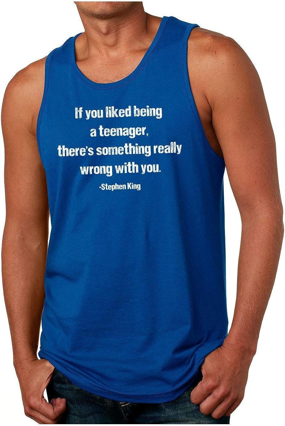 HARD EDGE DESIGN Men's Teenager Tank Top