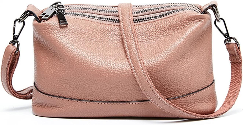 Finally resale start Cowhide Women Bag Handbag Shoulder Ladies Bags Multi-Layer Arlington Mall