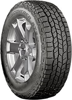 Cooper Discoverer AT3 4S All- Terrain Radial Tire-275/55R20 117T