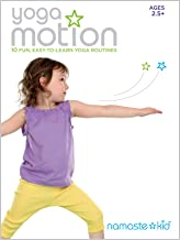 Yoga Motion - Yoga DVD for Kids Ages 2.5+
