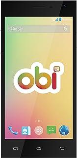 OBI S551 Hornbill Dual Sim - 5.5, 8 GB, 3G WiFi, Black
