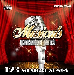Vocal-Star Musicals Karaoke Hits