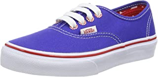 Vans Kids Pop Authentic Skate Shoe