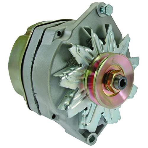 eagle high fits for 200 high amp chevy delco marine alternator mercruiser 1- wire jeep