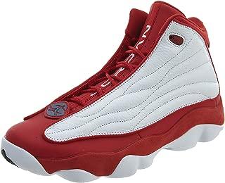 Jordan 407285-604: Mens Pro Strong Varsity Red/Carbon-White-Black Sneaker (8 D(M) US Mens)
