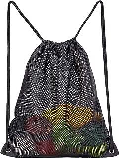 Best drawstring mesh bags Reviews