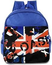 MoMo Unisex Oasis Band Boy Girl Backpacks Bags For Little Kids
