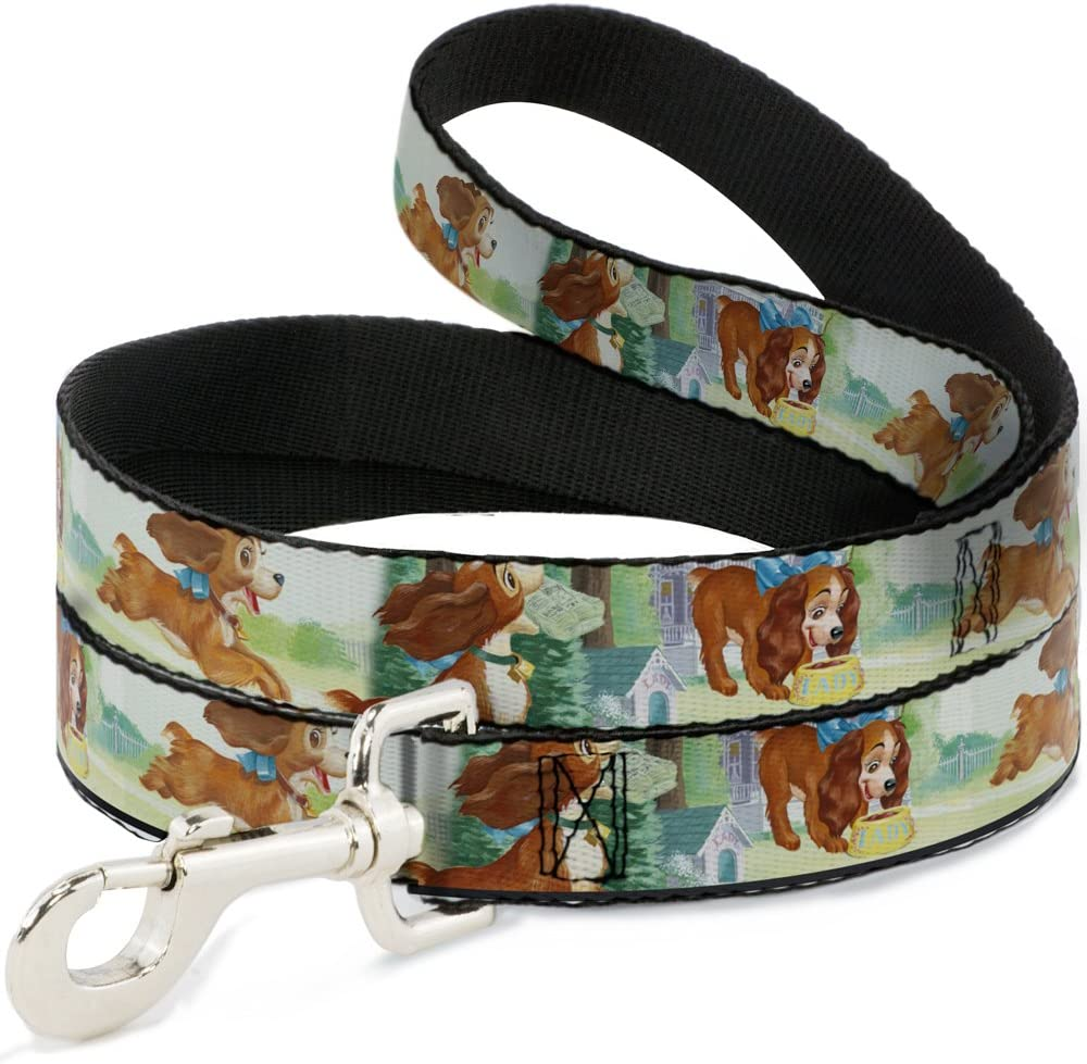 Buckle-Down Dog Leash Lady 3 Poses Rapid rise Available Different Japan's largest assortment in Scene