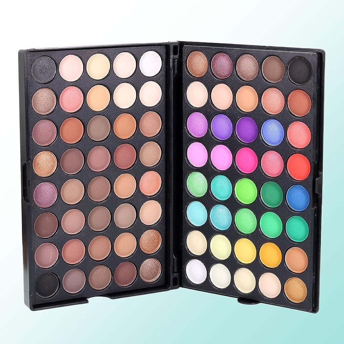 アナリスト水没のぞき見MSmask 80 Colors Matte Luminous Eyeshadow Cosmetic Makeup Eye Shadow Colorful Gift