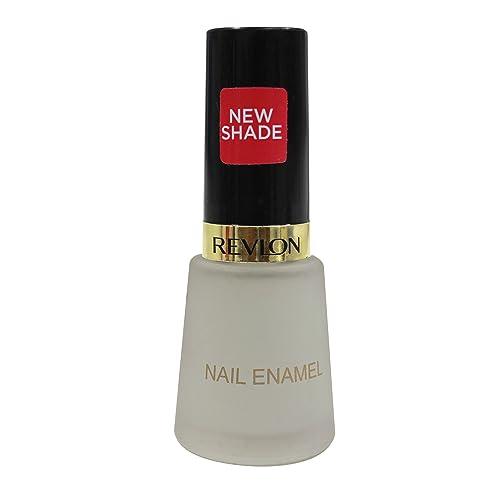 Revlon Nail Enamel, Matt Top Coat, 8ml