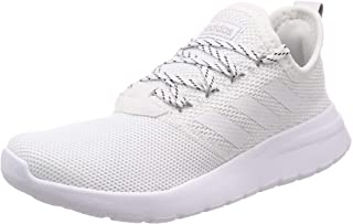 Adidas Lite Racer Reborn, Men's Running Shoes, White (Ftwr White/Light Granite), 9 UK (43.3 EU) (F36643)