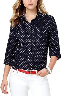 Women's Anchor Cotton Utility Shirt