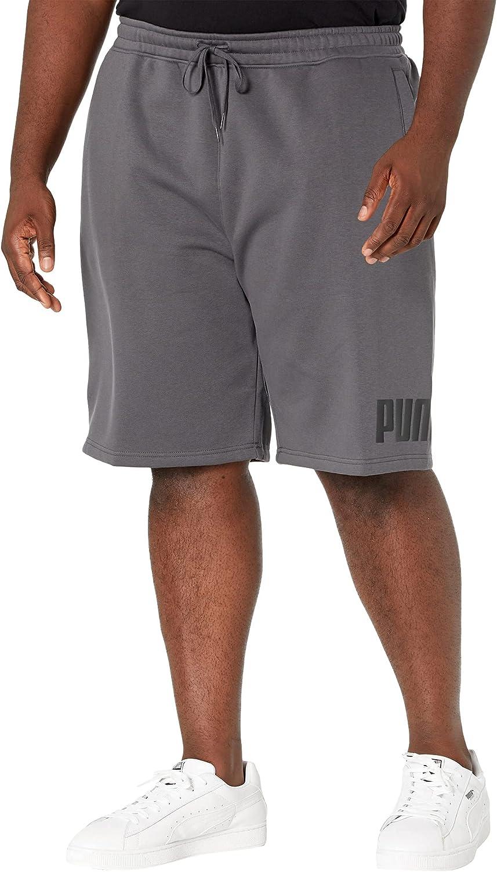 PUMA Men's Big & Tall Big Logo 10