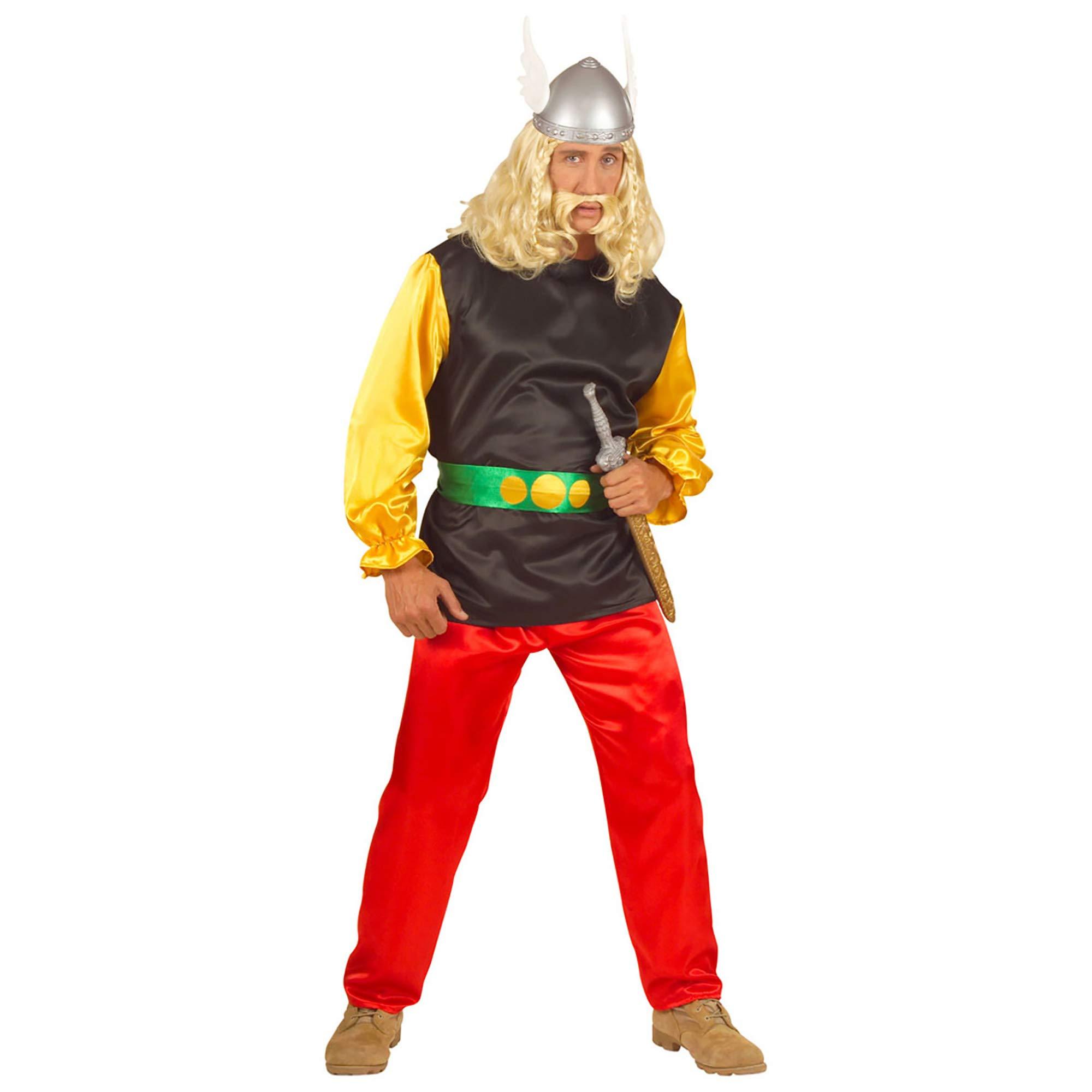 WIDMANN Widman - Disfraz de vikingo para hombre, talla M: Amazon ...