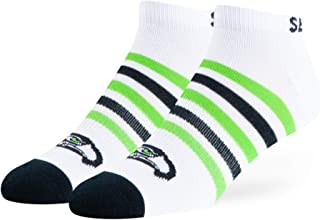 NFL Men's OTS Venom Low Cut Ankle Sock