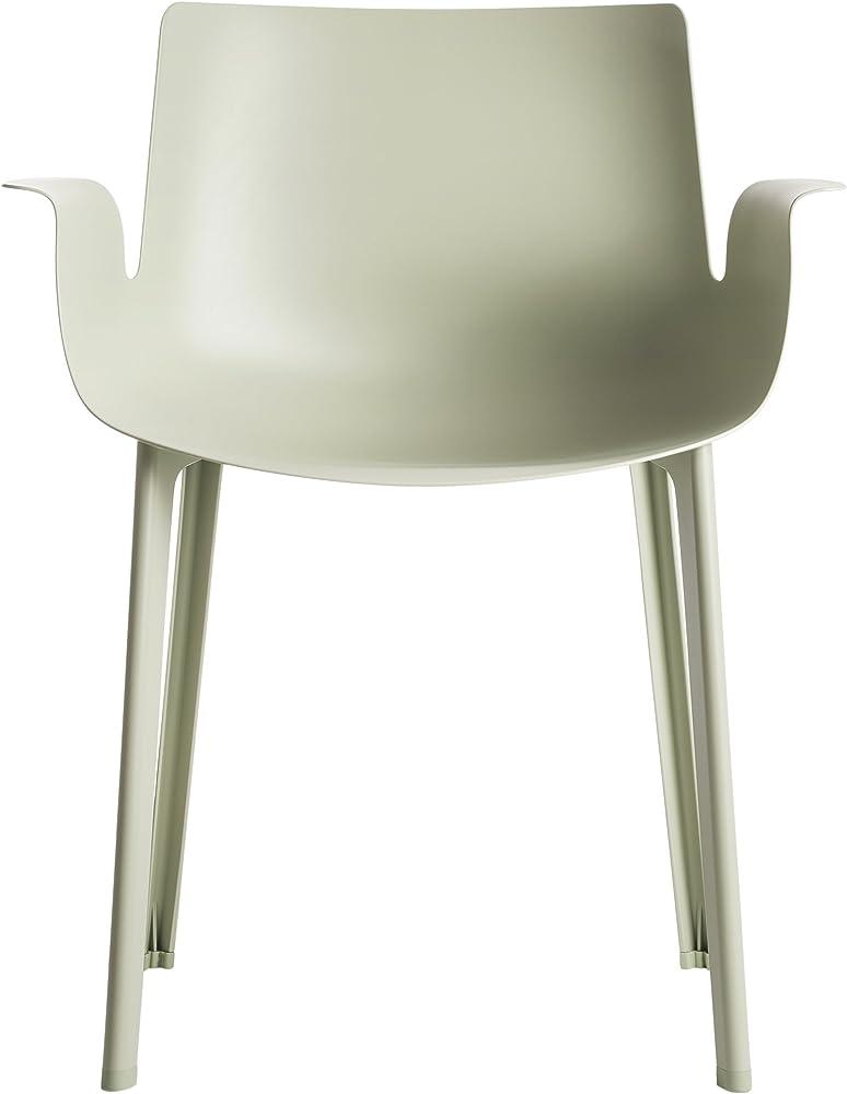 Kartell piuma, sedia ultraleggera; materiale: polimero termoplastico complesso 05802VE