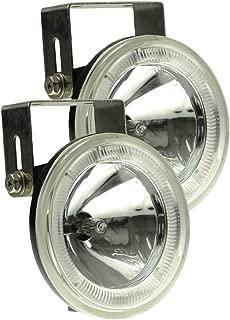 Optilux H71010451 Model 2500 Angel Eye 12V/55W Halogen Driving Lamp Kit