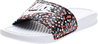 Nike WMNS BENASSI JDI PRINT Women's Fashion Sandals