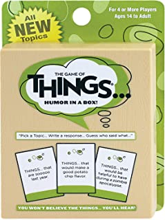 PlayMonster The Game of Things... Expansion/Travel Pack