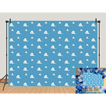 Notebook Design with a Variety Drawings Funky Skateboard Shooting Star Background for Baby Birthday Party Wedding Vinyl Studio Props Photography Doodle 10x12 FT Photography Backdrop