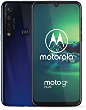Moto G8+ plus | Unlocked | International GSM Only | 4/64GB | 25MP Camera | 2019 | Blue | NOT compatible with Sprint or Ver...