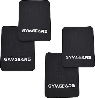 C.P Sports Griffpolster 3mm 10x14cm Grip Pad Fitnesspad Griff Hilfe Neopren Pad