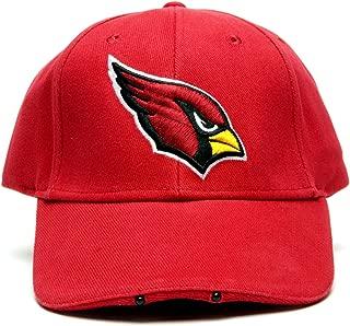 NFL Arizona Cardinals Dual LED Headlight Adjustable Hat