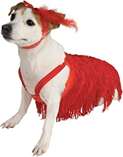 Rubies Flapper Pet Costume Medium